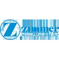 Clients Akira Digital - Logo Zimmer Italia
