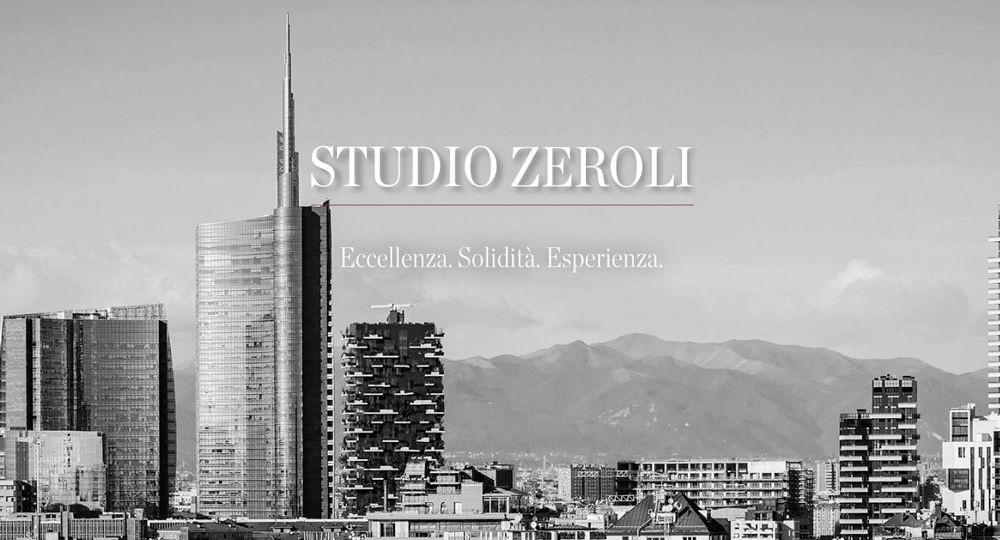 Sito Web Studio Zeroli - Akira Digital