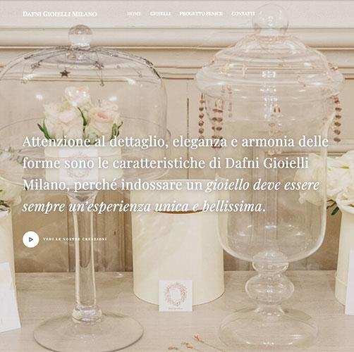 Dafni Gioielli Milano - Akira Digital