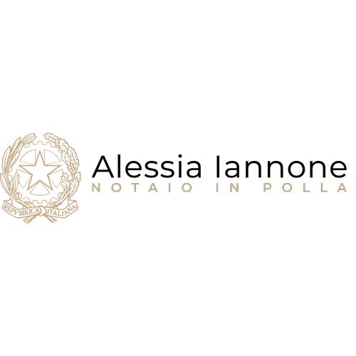 Logo Notaio Alessia Iannone